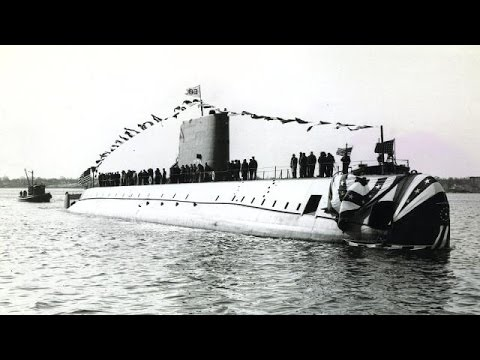 Navy Celebrates 60 Years of Nuclear Powered Submarines