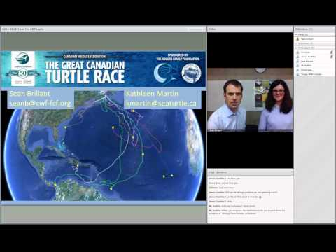 CWF Education Webinar: Leatherback Turtles