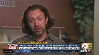 download lagu Cincinnati Man Goes Blind In One Eye After Sleeping gratis