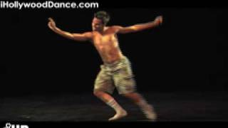 Nick Lazzarini at iHollywood Dance Show
