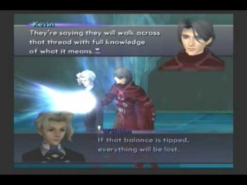 Xenosaga III (PS2) Zarathustra - Part 2 of 2
