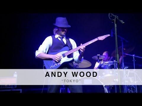 Andy Wood - Tokyo