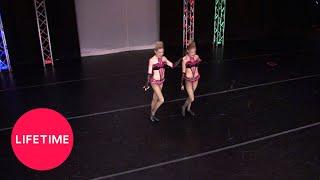 "Dance Moms: Paige and Chloe's Jazz Duet - ""Broadway Blondes"" (Season 3) | Lifetime"