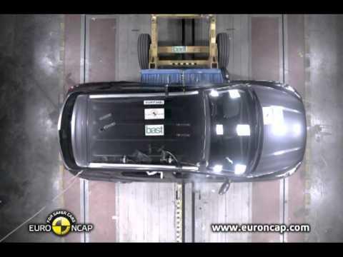 Краш-тест Hyundai ix35 Euro NCAP 2010