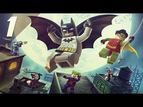 Lego Batman: The Videogame Co-Op #1 - Bem-Vindo a Gotham City! (PT-BR)