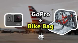 I hid a GoPro in my Bike Bag