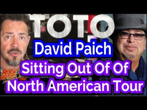 Toto's David Paich Will Sit Out Of Upcoming North American Tour