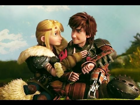 Hiccup and Astrid For the Dancing and Dreaming
