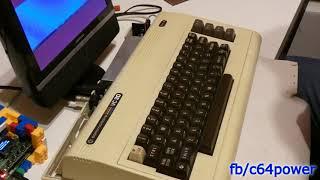 C64power Vic 20 diagnose (bad VIC chip :( )