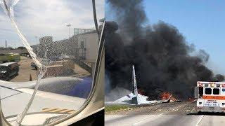 Hai tai nạn máy bay xảy ra sáng nay tại Mỹ