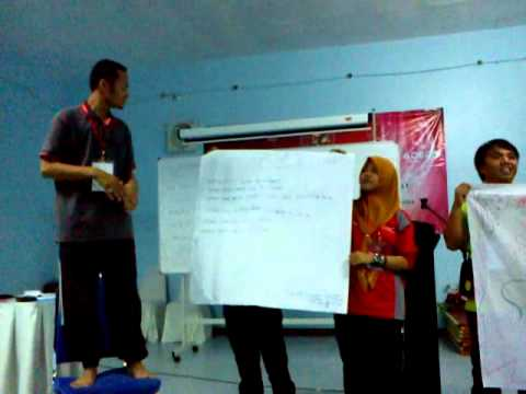 DEAF TEAM BUILDING FOR GIFTED YOUNG LEADER POLITEKNIK MALAYSIA 6