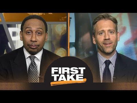 Max Kellerman reveals Raptors' biggest problem in NBA playoffs | First Take | ESPN