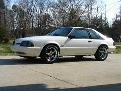 93 Mustang 5.0 Hatchback 1993 Ford Mustang lx 5.0