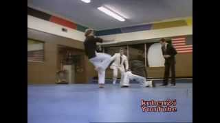 Jean-Claude Van Damme - Karate sahnesi - The best karate movies