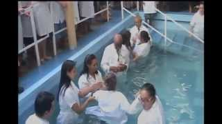 Batismo Feminino - 29/08/2015