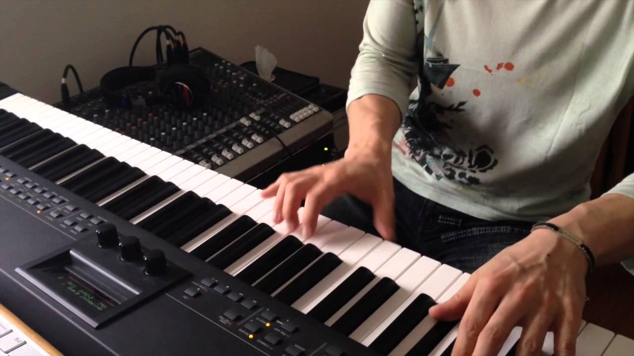 Face the mind youtube for Yamaha cp50 review
