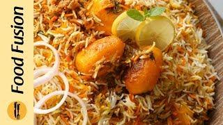 Aloo Dum Biryani Recipe By Food Fusion