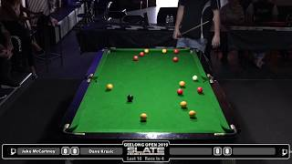 Geelong Open 8 Ball 2019
