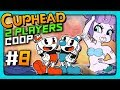 Cuphead 2 PLAYERS CO OP Прохождение 8 КАК ОНА НАС ДОСТАЛА mp3