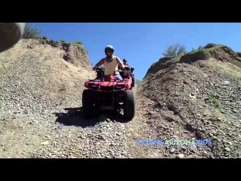 ATVs: Having fun, staying safe