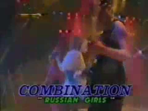 Комбинация «Russian girls»