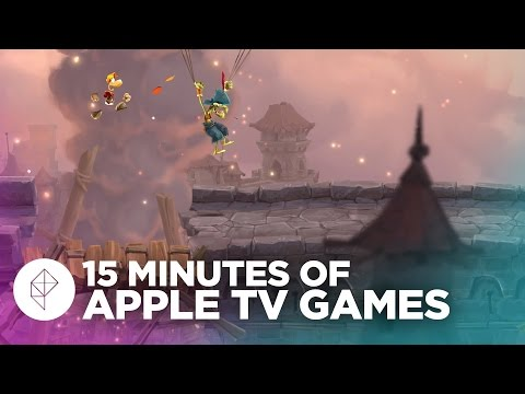 15 Minutes Of Apple Tv Games