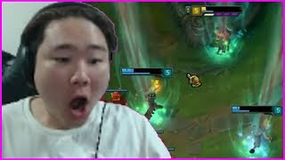 Another Way to Dodge Karthus Ult | Froggen's 200 IQ Minion Play - Best of LoL Streams #200