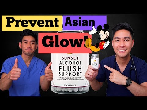 Sunset Alcohol Flush Review (how to get rid of asian flush)
