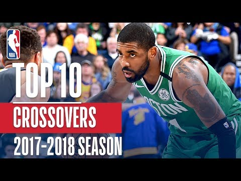 Top 10 Crossovers: 2018 NBA Season