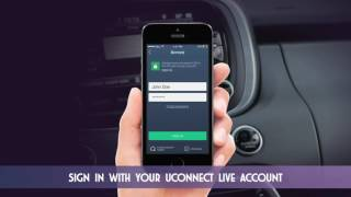 Uconnect LIVE - How to Activate to your Fiat