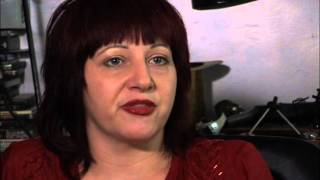 Lydia Lunch - Interview (2009)