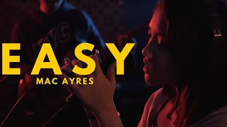 Mac Ayres - Easy (Cover by Baila)