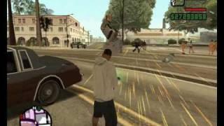 GTA San Andreas MOD CLEO