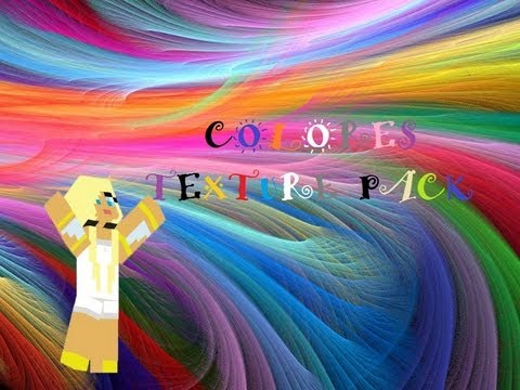 Colores Texture Pack AZA