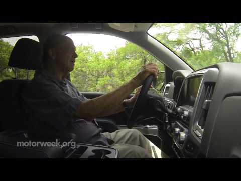 First Look: 2014 Chevrolet Silverado