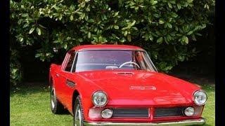BMW 3200 CS  СПОРТКУПЕ 1962 1965