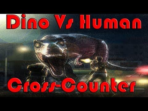 Point Blank: Novo modo Cross Counter Dino Vs Human