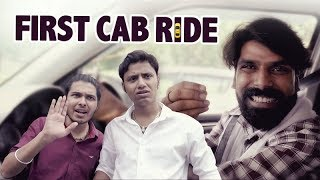 First Cab Ride| Mentales | Ola Uber Yatra I