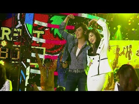 【TVPP】T-ara - Roly Poly (with Lee Jang-woo), 티아라 - 롤리폴리 (with 이장우) @ 2011 KMF Live