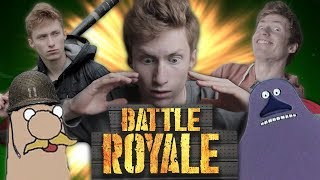 ZoneVD-hahmojen Battle Royale!