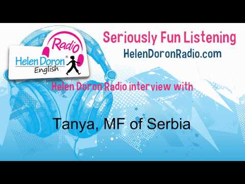 Interview with Tanya - Master Franchisor of Serbia