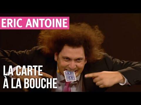 Eric Antoine - La carte à la bouche