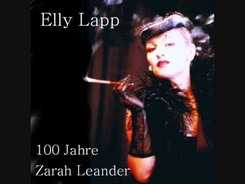 Elly Lapp, Cabaret Paris.wmv