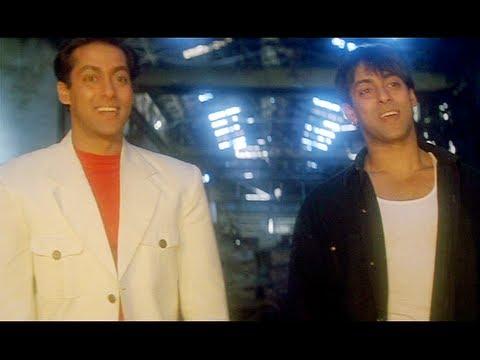 Salman Khan judwaa climax scene - Judwaa - Action Scene - Hindi Movie