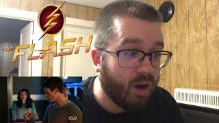 The Flash Season 5 Comic-Con Trailer Reaction!