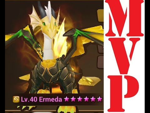 YDCB Summoners War - Ermeda is the new Black
