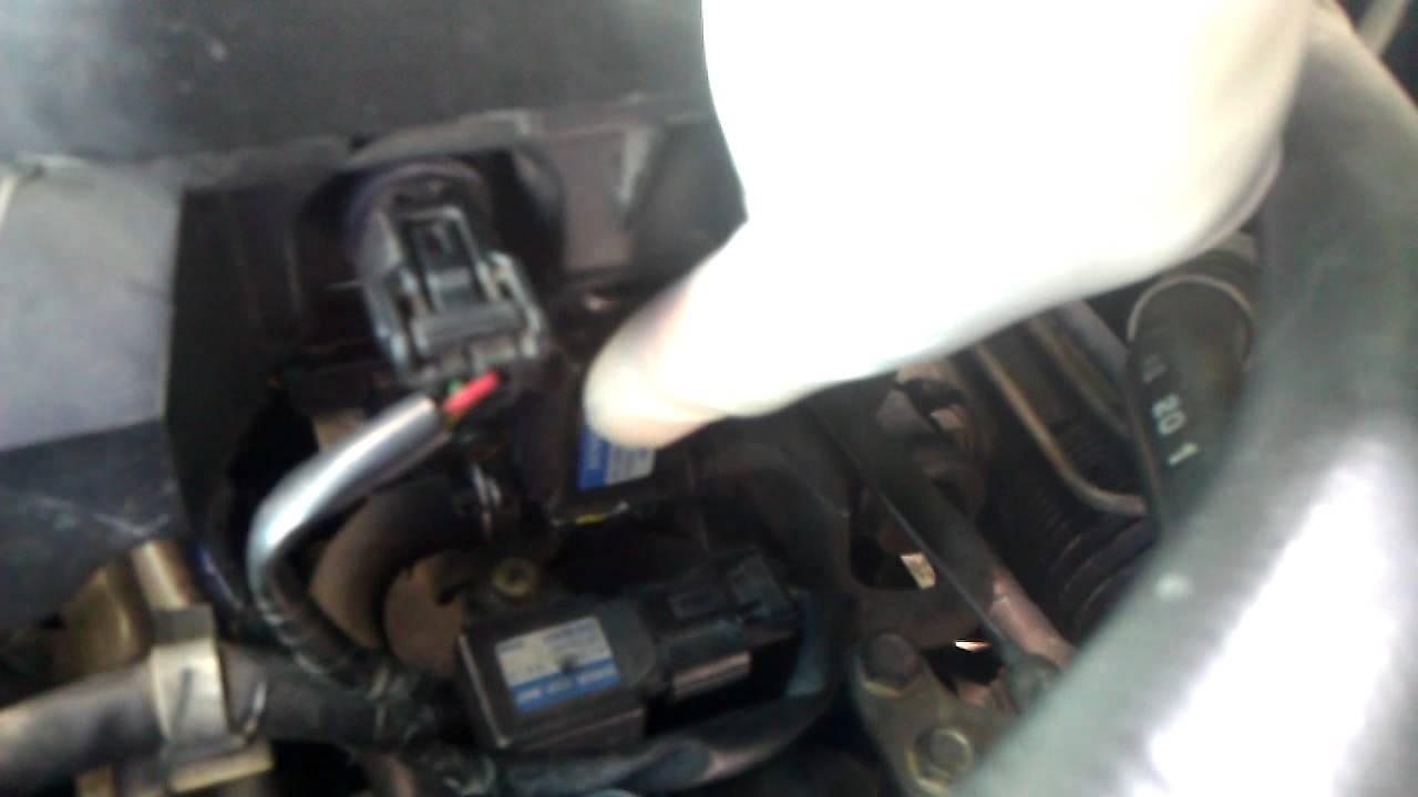 2001 Honda Civic Cvs Front Clicking Dtc P1457 Youtube