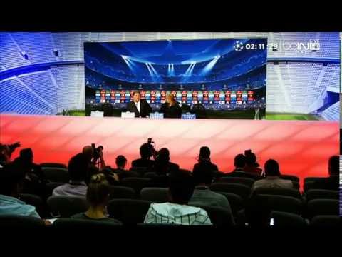 bayern munich vs barcelona 2015 Bein sport live
