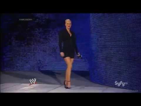 Lana WWE Hot Sexy Legs