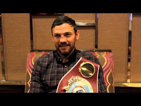 ANDY LEE - 'DEFENDING MY WORLD TITLE IN IRELAND APPEALS MOST, SAUNDERS OR WHO EVER / iFL TV